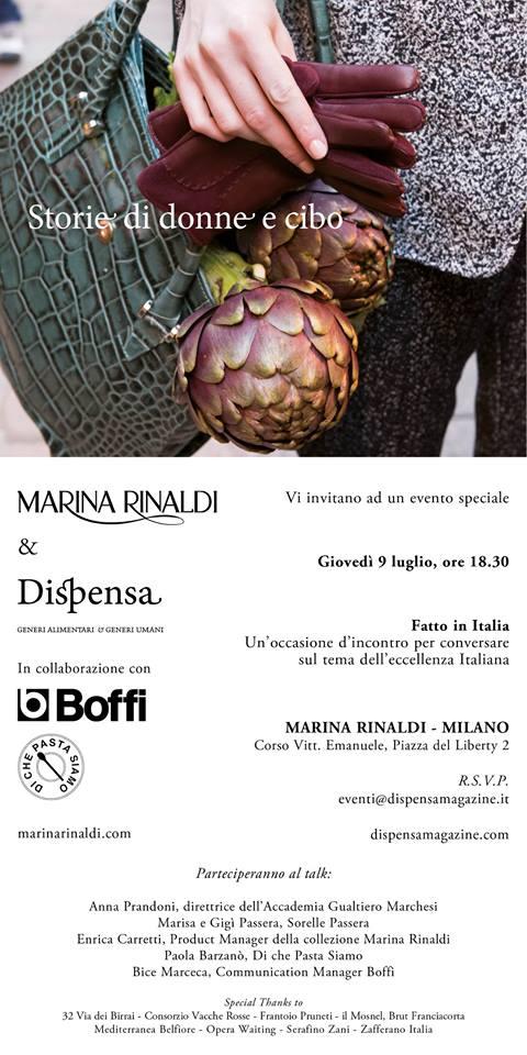 Marina Rinaldi 9 luglio