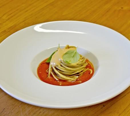 spaghetto pizza margherita 2 rid